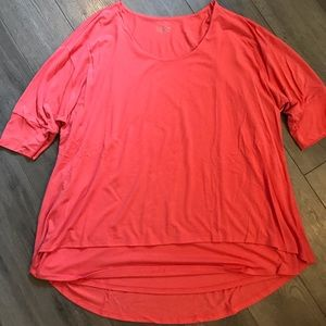 Lane Bryant 3/4 sleeve shirt